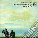 Schubert Franz - Improvvisi Op. 90, Sonata N. 19 D. 958, 12 Danze Tedesche Op. Post. D 790  - Planes Alain  Pf cd musicale di Franz Schubert