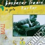 Sa golo - cd musicale di Traore'(mali) Boubacar