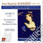 Barriere cd musicale