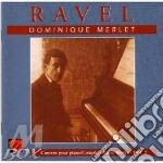 Opere x pf (integrale) vol.2: menuet ant cd musicale di Maurice Ravel