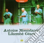 Geant (congo) cd musicale di Antoine moundanda li