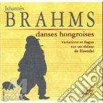 Danze ungheresi, variazioni su un tema d cd musicale di Johannes Brahms