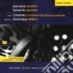 Conciertos para bandoneon - mosalini juan jose' cd musicale di Juan jose' mosalini