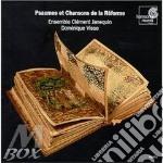 Psaumes et chansons de la r?forme cd musicale