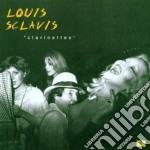 Louis Sclavis - Clarinettes cd musicale di Louis Sclavis