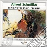 Choir concerto, requiem cd musicale di Alfred Schnittke