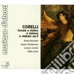 Corelli Arcangelo - Sonate Per Violino Op.5 cd musicale di Arcangelo Corelli