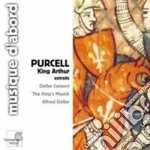 King arthur (selezione) cd musicale di Henry Purcell