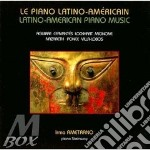 Musica x pf latinoamericana vol.2 cd musicale
