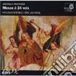 Annibale Padovano - Messa A 24 Voci  - Van Nevel Paul Dir  /huelgas Ensemble cd musicale di Annibale Padovano