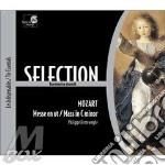 Messa in do min k 427, meistermusik k 47 cd musicale di Wolfgang Amadeus Mozart