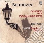 Concerto x vl op.61 cd musicale di BEETHOVEN LUDWIG VAN
