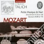 Eine kleine nachtmusik k 525, divetrimen cd musicale di Wolfgang Amadeus Mozart