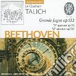 Quartetto n.11 op.95, n.12 op.127, grand cd musicale di Beethoven ludwig van