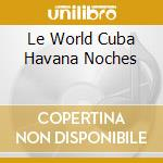 Havana noches cd musicale