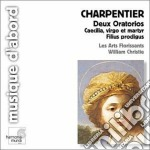 Charpentier Marc-antoine - Filius Prodigus  Caecilia, Virgo Et Martyr  Magnificat cd musicale di Marc-ant Charpentier