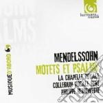 Mendelssohn Felix - Mottetti E Salmi cd musicale di Felix Mendelssohn