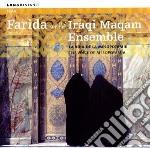 Farida & Iraqi Maqam Ensemble - La Voix De La Mesopotam. cd musicale