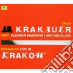 David Krakauer - Live In Krakow cd musicale di David Krakauer