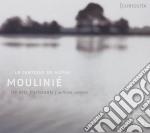 Etienne Moulinie' - La Cantique De Moyse, Mottetti E Cantici cd musicale di Étienne MouliniÉ