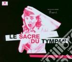 Le sacre du tympan cd musicale di Fred Pallem