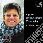 Wolf Hugo - MoMorike-lieder  - Gura Werner  Ten/jan Schultsz, Pianoforte cd musicale di Hugo Wolf