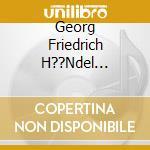 Il messia cd musicale di HANDEL GEORG FRIEDRI