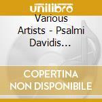 Psalmi davidis poenitentiales cd musicale di LASSUS ORLANDO DE