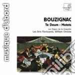 Bouzignac Guillaume - Te Deum, Mottetti cd musicale di Guillaume Bouzignac