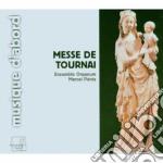 Messa di tournai (xiv secolo) cd musicale