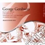 Rhapsodia in blue, concerto in fa (versi cd musicale di George Gershwin