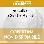 Ghetto blaster cd musicale di Called So