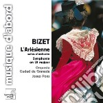 L'arl????sienne (suite), sinfonia in do mag cd musicale di George Bizet