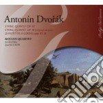 Dvorak Antonin - Quintetto Op.18, Op.79 cd musicale di Antonin Dvorak