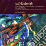 Paul Hindemith - Quartetto Per Archi Op.22, Ouverture Da L'Olandese Volante cd musicale di Paul Hindemith