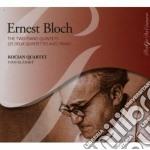 Quintetti con pianoforte (nn.1 e 2) cd musicale di Ernest Bloch