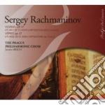 Vespri op.37, liturgia di san giovanni c cd musicale di Sergei Rachmaninov
