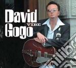 David Gogo - Vibe cd musicale di GOGO DAVID
