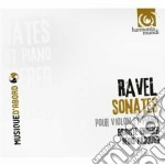 Maurice Ravel - Sonate Per Violino, Kaddish, Habanera, Berceuse Sur Le Nom De G. Faure' cd musicale di Maurice Ravel