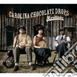 Carolina Chocolate Drops - Heritage cd musicale di Carolina chocolate drops