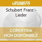 Lieder cd musicale di Franz Schubert