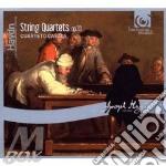 QUARTETTI PER ARCHI OP.33 (NN.1-6)        cd musicale di HAYDN FRANZ JOSEPH