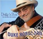 Duke Robillard - Duke's Box Blues & More cd musicale di DUKE ROBILLARD