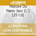 L'histoire du piano jazz cd musicale