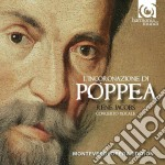 L'INCORONAZIONE DI POPPEA                 cd musicale di Claudio Monteverdi