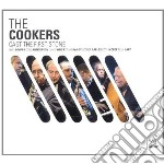 Cast the first stone cd musicale di Cookers The