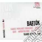 Bartok Bela - Danze Popolari Romene, Suite Op.14, En Plein Air cd musicale di Bela Bartok