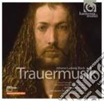 Bach Johann Ludwig - Trauermusik cd musicale di BACH JOHANN LUDWIG