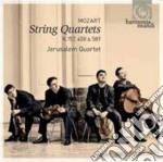 Mozart Wolfgang Amadeus - Quartetti Per Archi K 157, K 458, K 589 cd musicale di Wolfgang Amadeus Mozart