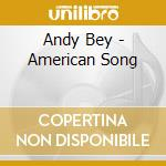American song cd musicale di Andy Bey